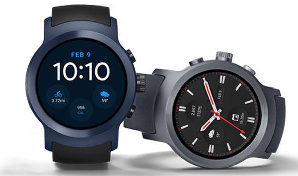 android wear 2.0 lg watch sport smartwatch