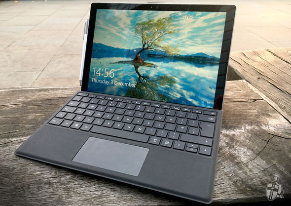 Surface pro 4 review microsoft hybrid pc device