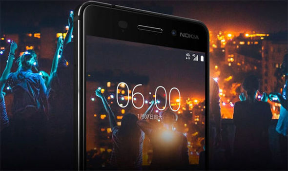 nokia 6 smartphone android launch china