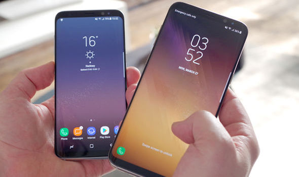 samsung galaxy s8 uk release date price