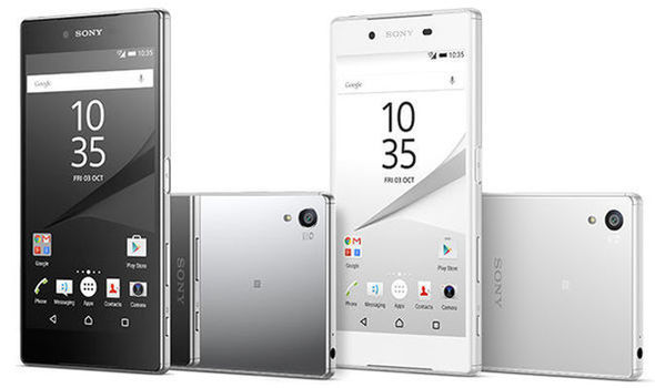 sony xperia z smartphone android nougat