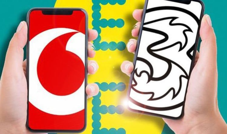 EE, Three and Vodafone customers might want to switch network once they see these prices