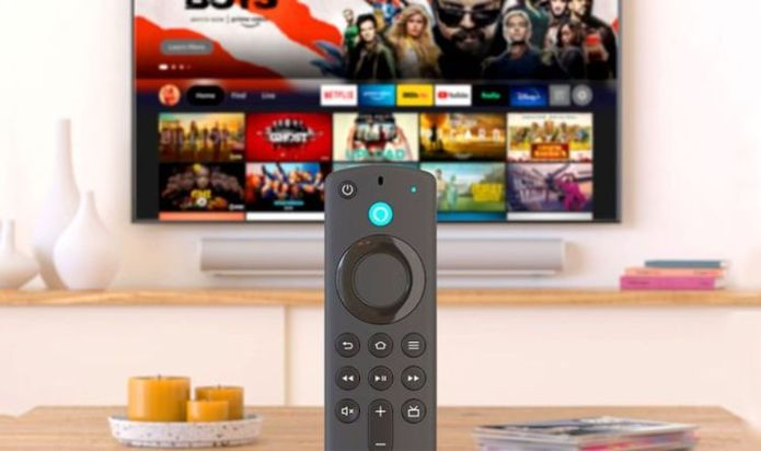 Uh-oh, this new redesigned Amazon Fire TV remote isn't a good sign