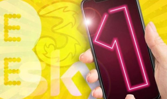 EE, Vodafone, Three and O2 beaten! New report reveals surprise mobile network winners