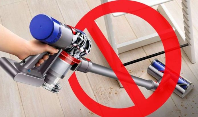 Dyson fans warned about dangerous vacuum cleaner scam sweeping the UK