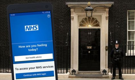 Has the Government scrapped plans to use NHS app vaccine passports in the UK?