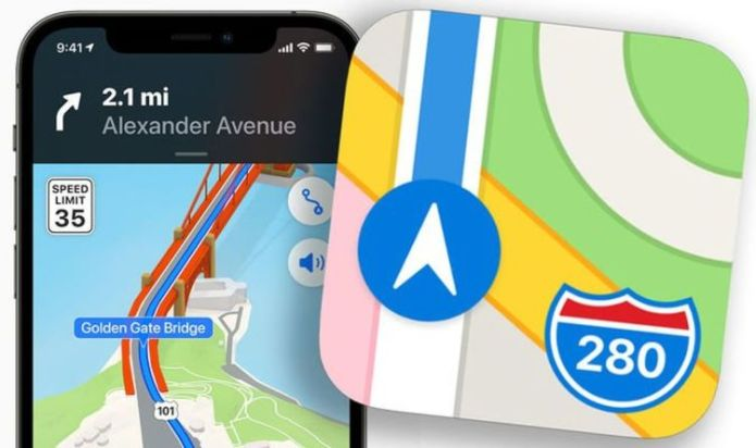 Apple Maps heads in the right direction and it might be time to delete Google Maps