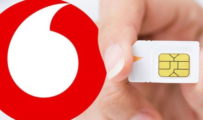 Vodafone is giving one million customers free data, calls and texts
