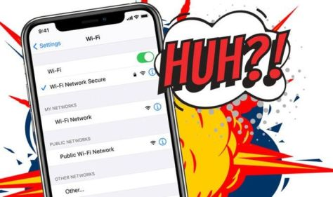One word can break ANY iPhone and stop it connecting to the internet
