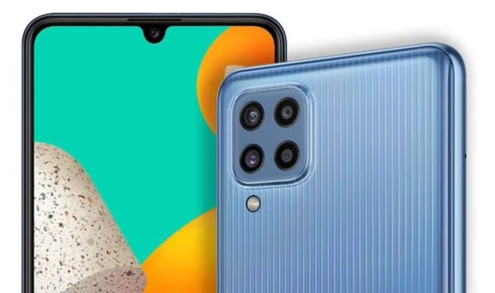 Samsung's new Galaxy M32 gets mighty battery life for a very low price