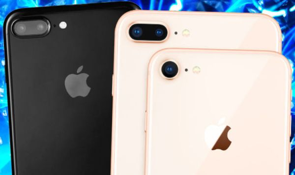 iPhone 8 v iPhone 7 - What's the difference, what's new ...