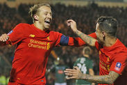 Plymouth Liverpool FA Cup Jurgen Klopp Daniel Sturridge third round