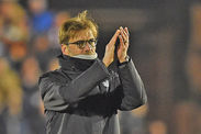Liverpool Jurgen Klopp FA Cup Plymouth