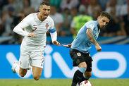 Arsenal transfer news Gary Neville Lucas Torreira Uruguay World Cup