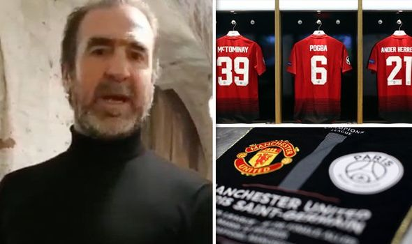 A collection of ridiculous sports headlines. Man Utd Legend Eric Cantona Predicts Psg Result In Bizarre Fashion Twitter Reacts Football Sport Express Co Uk