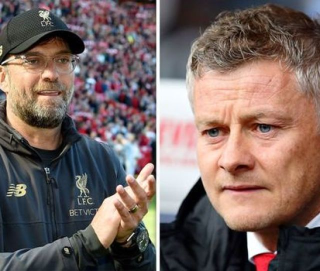 Man Utd Told To Copy Liverpool Transfer Plans As Ole Gunnar Solskjaer Looks To Spend Football Sport Express Co Uk