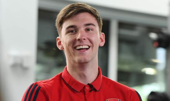 Arsenal fans will want to see how Kieran Tierney does after moving from Celtic