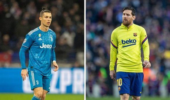 David Beckham has given his verdict on Lionel Messi vs Cristiano Ronaldo