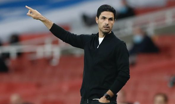 Arsenal boss Mikel Arteta gives verdict on Gunners board amid transfer window uncertainty