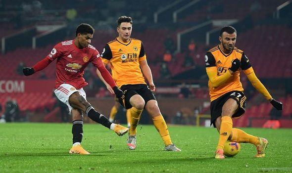 Man Utd player ratings vs Wolves: Rashford scores late winner | Football | Sport | Express.co.uk
