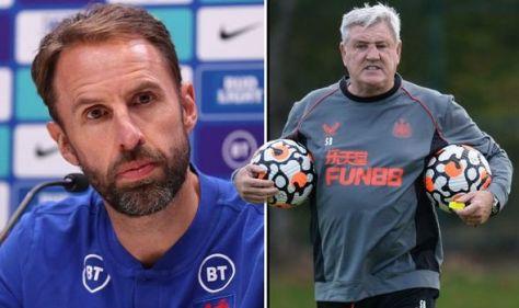 England boss Gareth Southgate warns English managers as Newcastle set to sack Steve Bruce