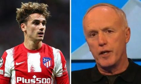 Peter Walton in heated debate on controversial moments in Atletico Madrid vs Liverpool