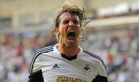 Michu a doubt for Everton fixture