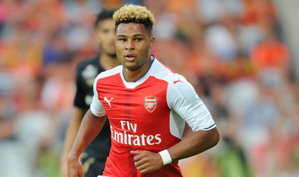 Image result for Gnabry: How Arsenal and Wenger lost me
