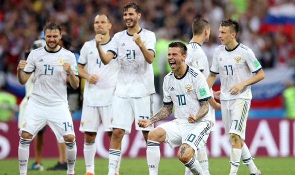 Spain Russia Live Stream World Cup 2018 Score Goals Diego Costa Sergio Ramos Latest
