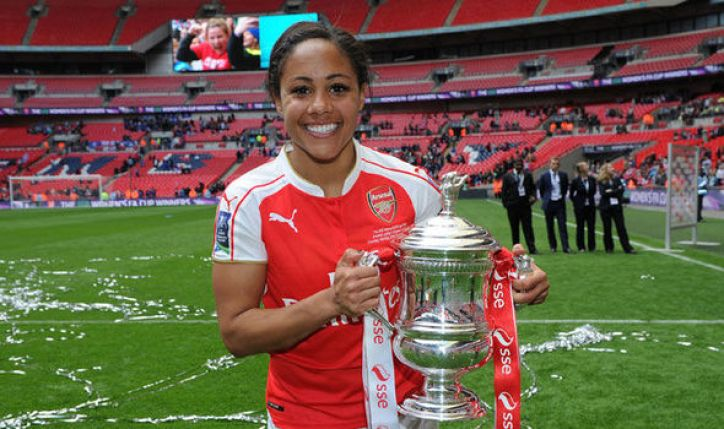 Alex Scott insists Arsenal Ladies can still challenge for the ...