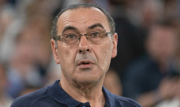 Antonio Conte Chelsea Maurizio Sarri three players