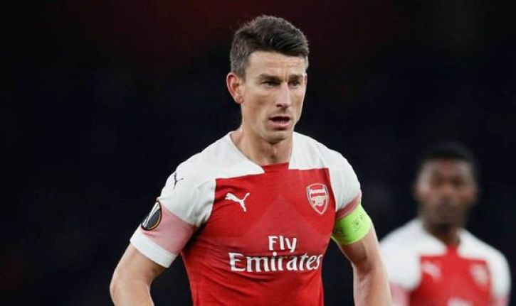 Image result for koscielny europa league