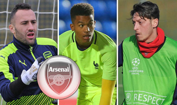 Arsenal news on Alban Lafont