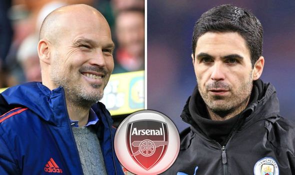Arsenal next manager: Freddie Ljungberg and Mikel Arteta are in the running