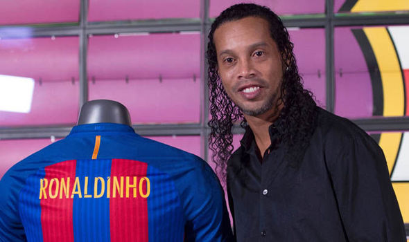 Barcelona Ronaldinho