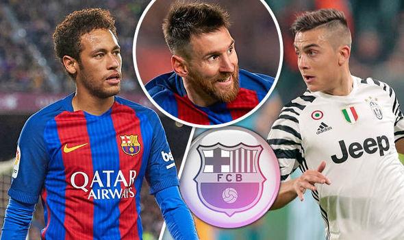 Barcelona transfer news on Messi and Neymar