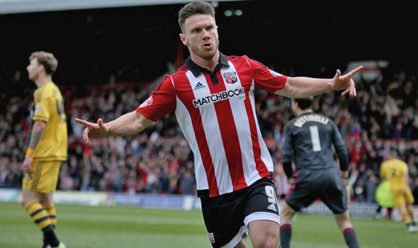 Brentford Scott Hogan