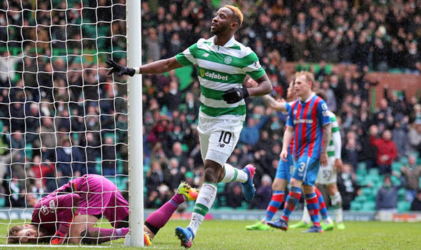 Moussa Dembele at Celtic