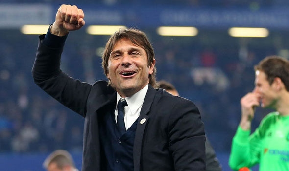 Chelsea boss Antonio Conte wants to reunite with his family next season