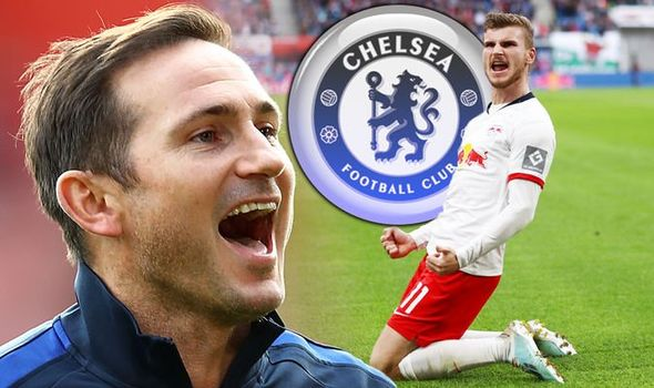 How Chelsea could line up after they sign Timo Werner and one ...