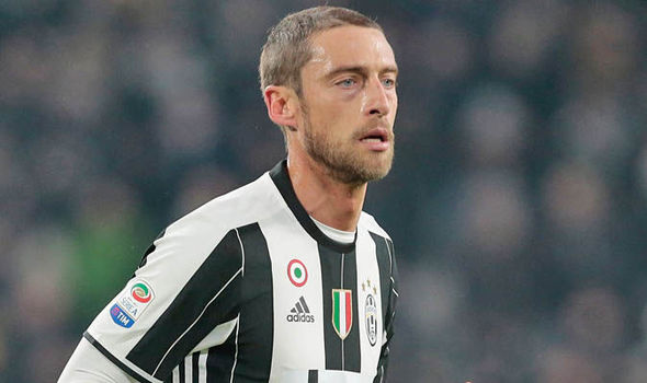 Claudio Marchisio at Juventus