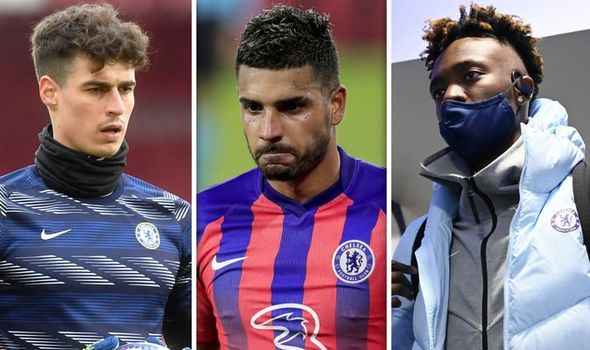 Chelsea transfer news new signings eight players
