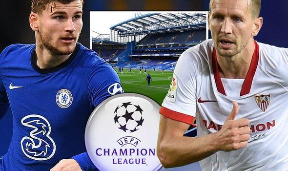 Chelsea vs Sevilla prediction: Who will win the Champions League clash? | Football | Sport | Express.co.uk
