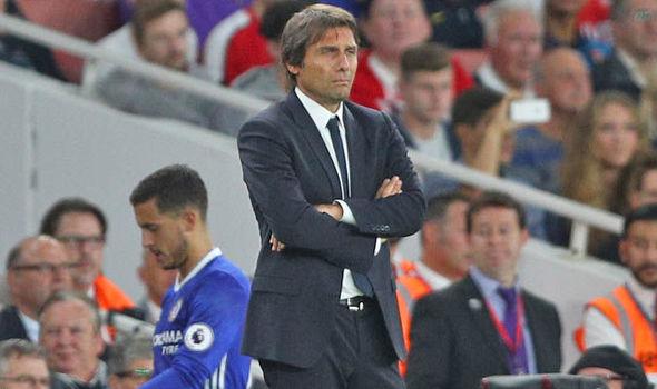 Chelsea Arsenal Antonio Conte