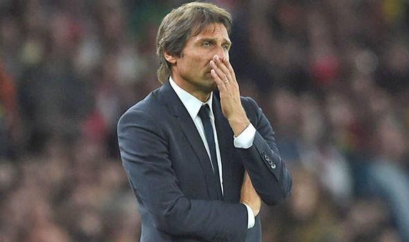 Antonio Conte Pressure Arsenal
