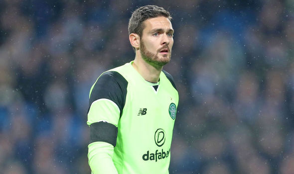 Craig Gordon at Celtic