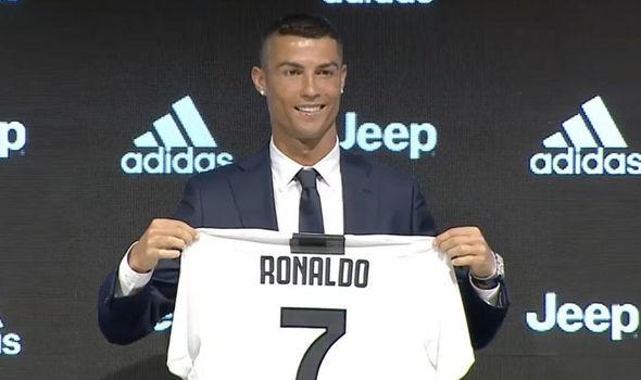 Cristiano Ronaldo to Juventus unveiling LIVE updates: Ronaldo set to discuss £105million transfer