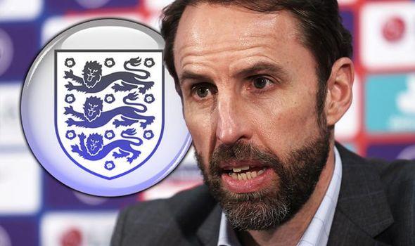 England news Gareth Southgate Euro 2020