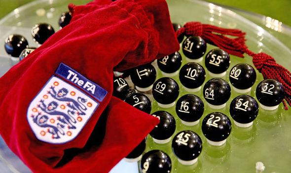 FA Cup quarter-final draw