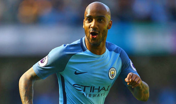 Fabian Delph scored a brilliant goal to round off a controlled performance